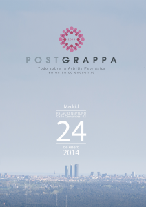 PostGrappa - Artritis Psoriásica1