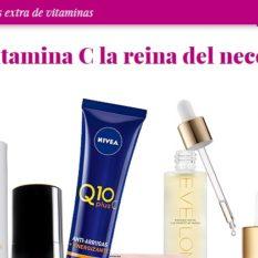 artículo vitaminas piel Dr. López Estebaranz - Dermomedic