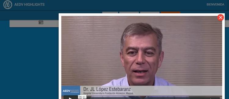 Intervención congreso Dr. López Estebaranz- Vitíligo