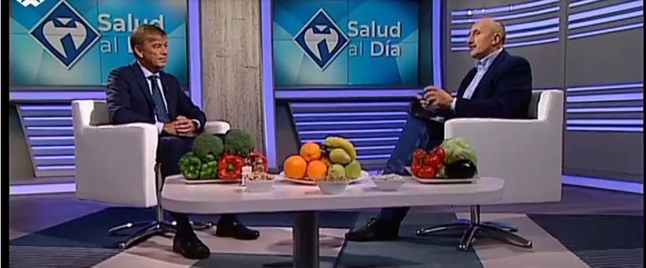 Entrevista Dr. López Estebaranz en Telemadrid