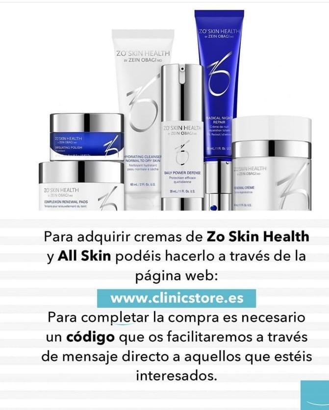 Cremas Zo Skin Health