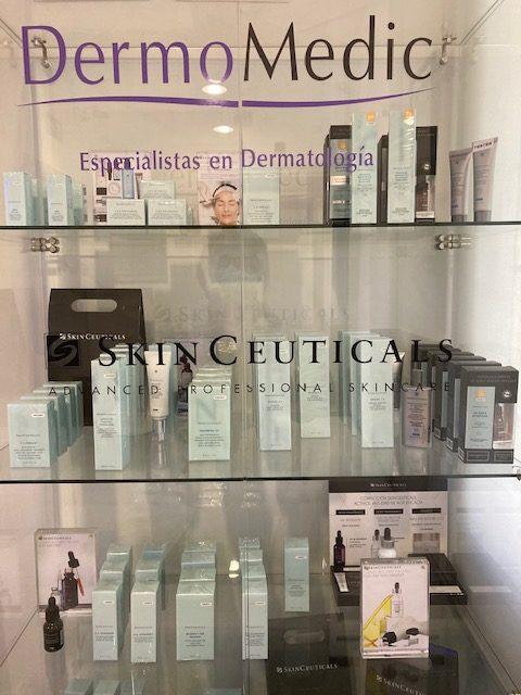 Skinceuticals en Dermomedic