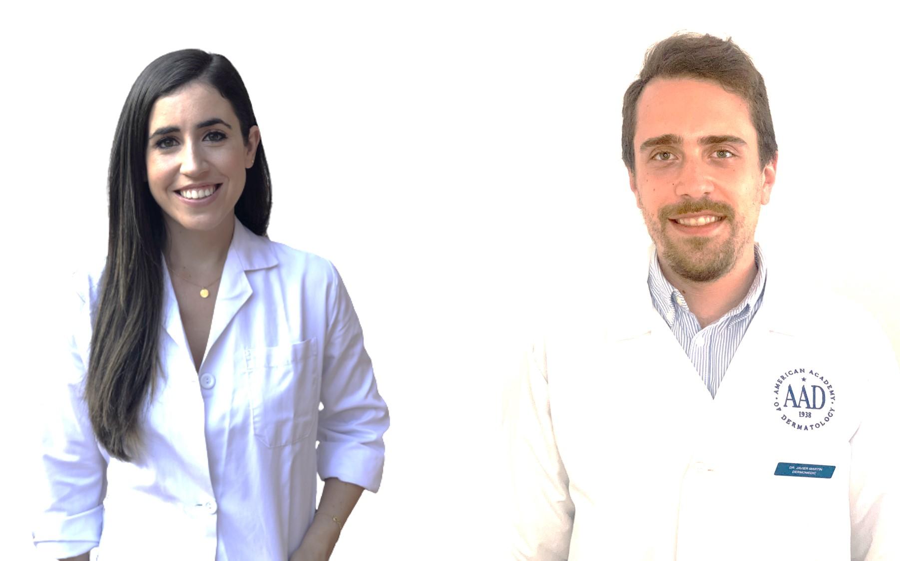 Dra. Virginia Velasco y Dr. Javier Martín
